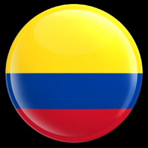 Ícono de la Bandera de Colombia