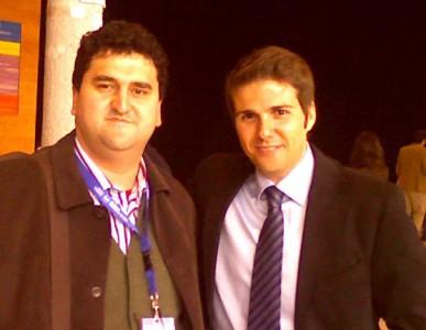 Miguel Angel Sillero y Fernando Diaz de la Guardia Canal Sur