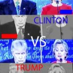Hillary Clinton vs Donald Trump, final stretch and Dyntra's analysis